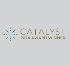 Catalyst 2014 award winner